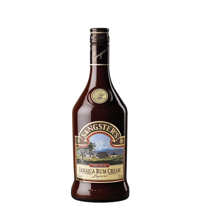 sangster's rum cream  bryden stokes limited